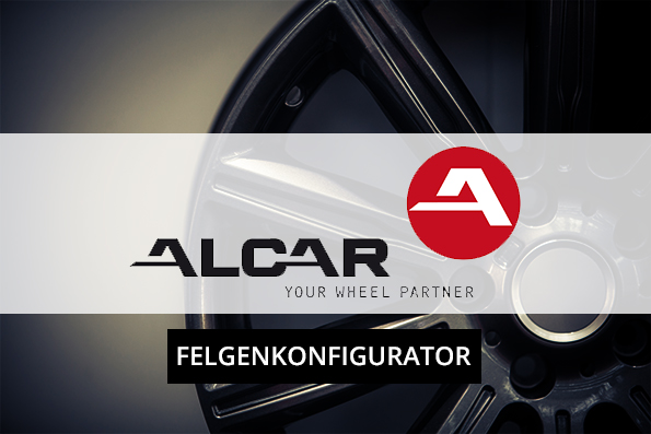 ALCAR - Felgenkonfigurator
